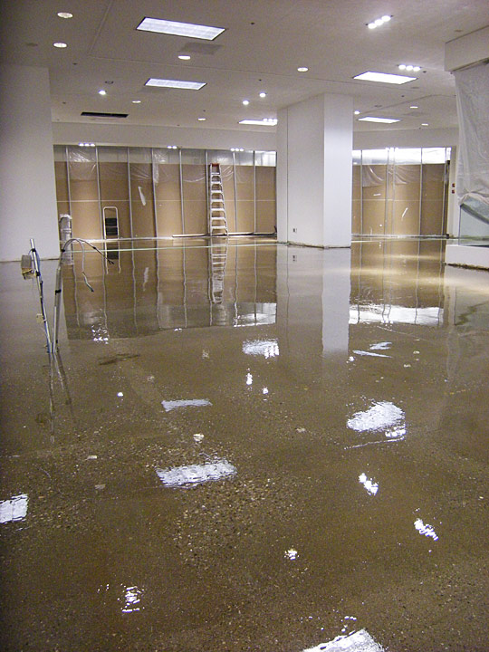 Toronto Polished Concrete Concrete Polishing
